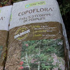 Copoflora Fibre de Peuplier 60L