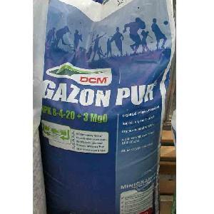 Engrais NPK 8 4 20 DCM Gazon Pur 25kg